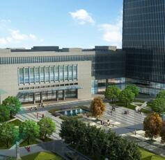 山东高新区创业园五万平米供暖解决方案
